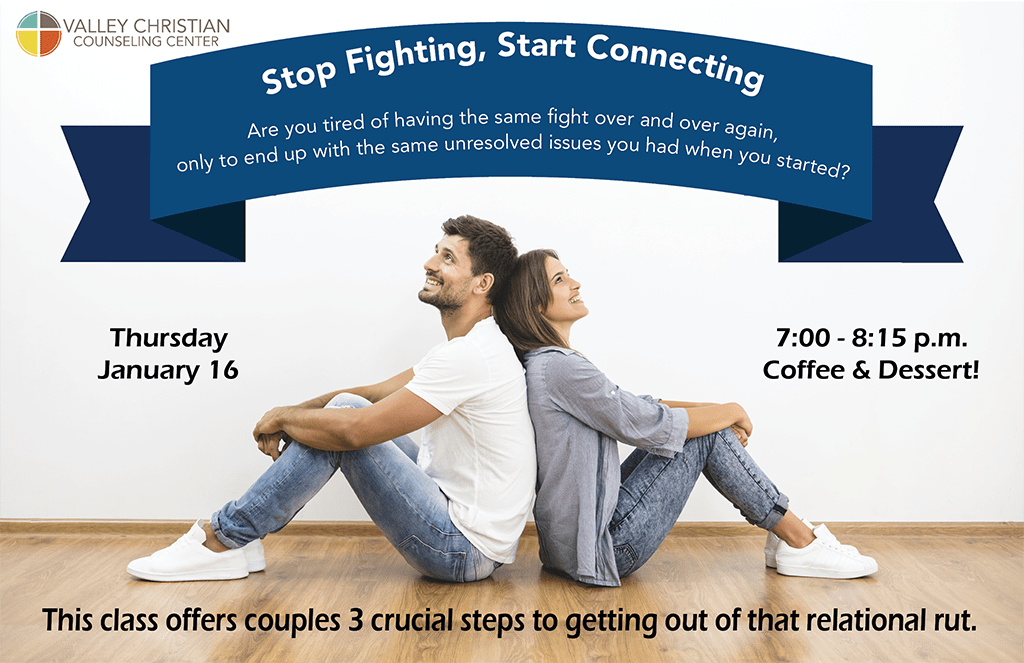 Marriage Class at Valley Christian Counseling Center