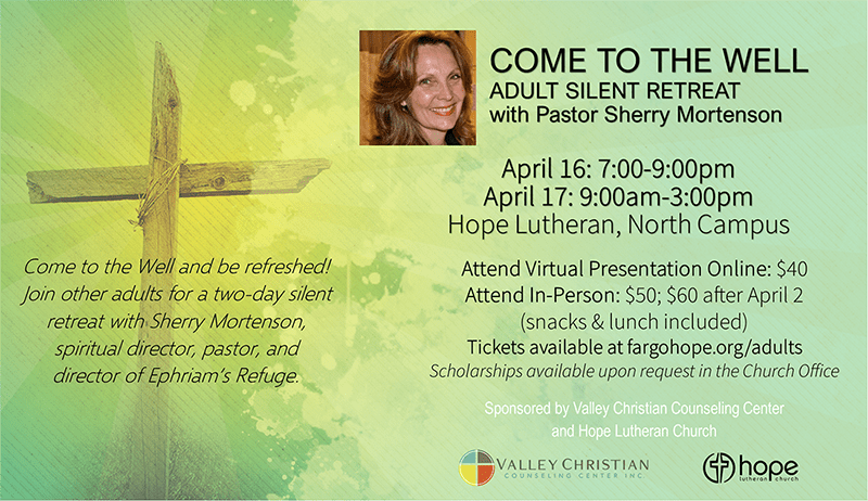 2021 Silent Retreat - Come To The Light